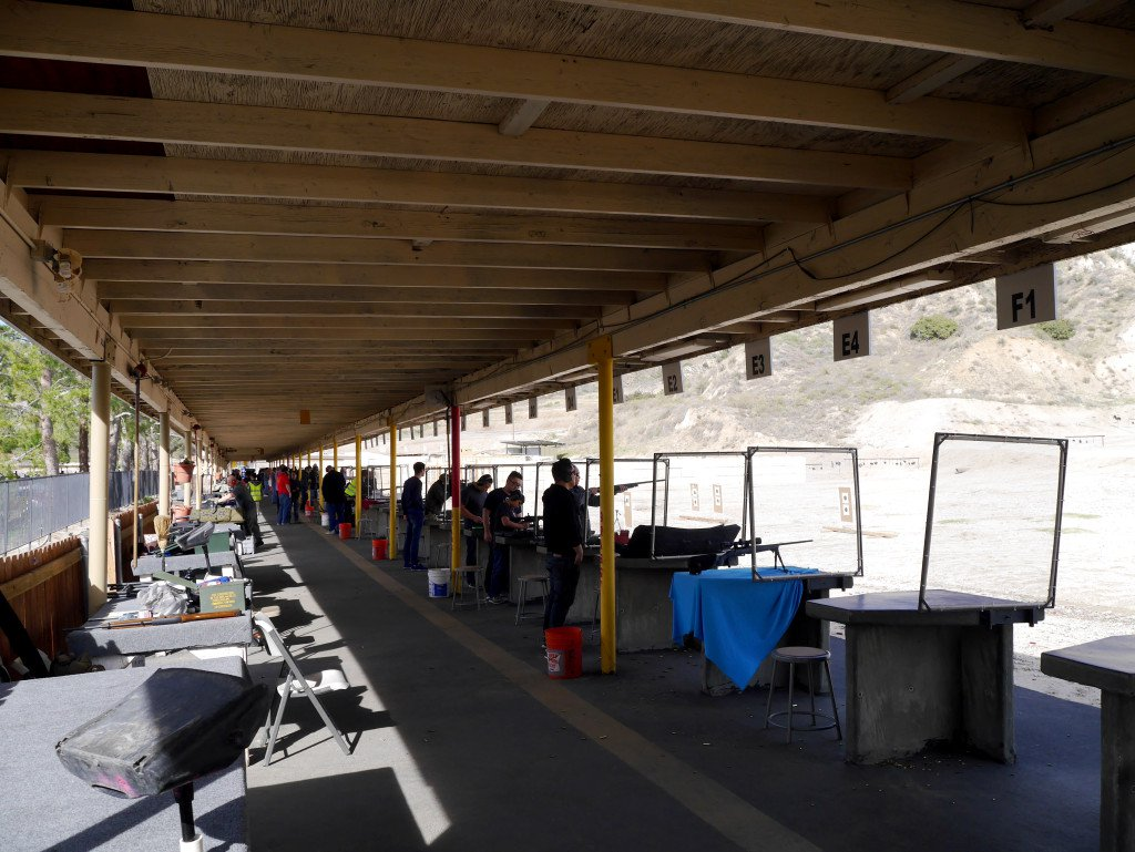 Angeles Shooting Range Stations