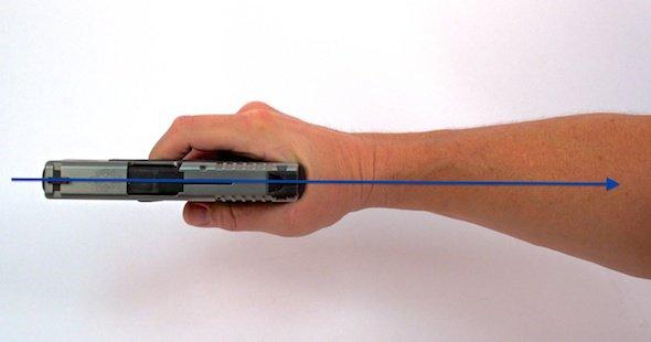 Handgun Alignment, Bearing Arms