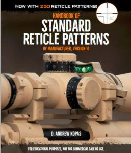 Click here to get your FREE Reticle Handbook from Gun Digest!