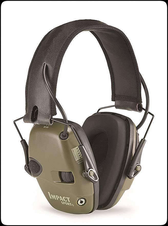 Electronic Hearing Protection