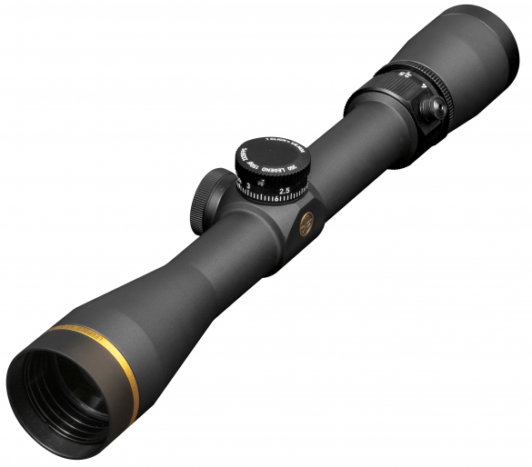 LEUPOLD Limited Edition Custom Shop Exclusive Scope Tuned For .350 Legend (3)