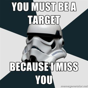 Stormtrooper Miss