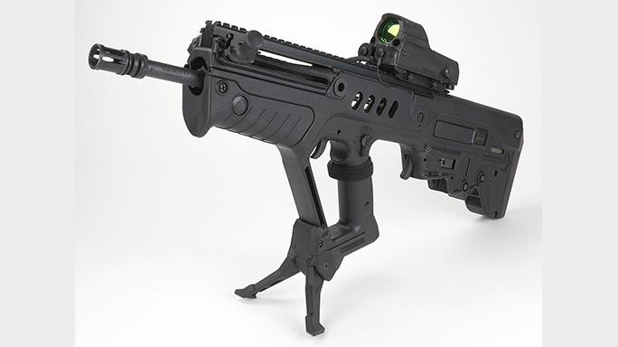 FAB Defense TAR Podium Quick Deployment Bipod