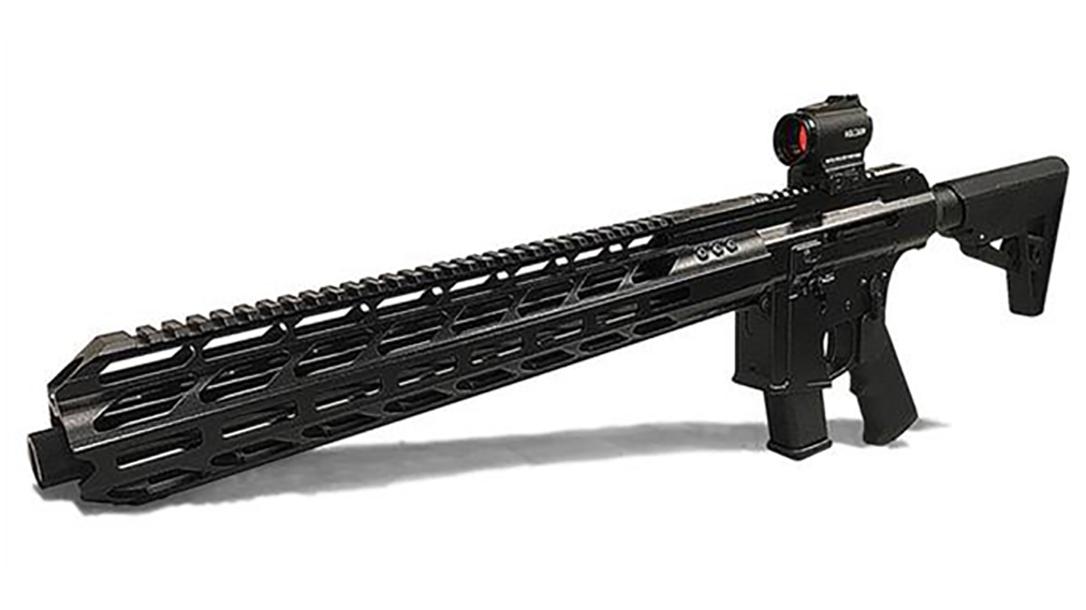 Lone Wolf AlphaWolf Pistol Caliber Carbine lead photo