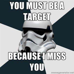 Stormtrooper Miss