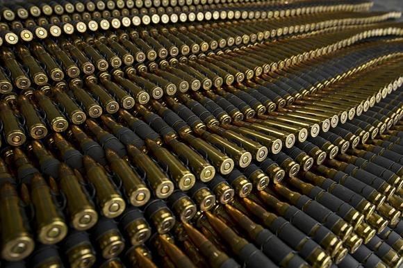 Bunch of Ammo