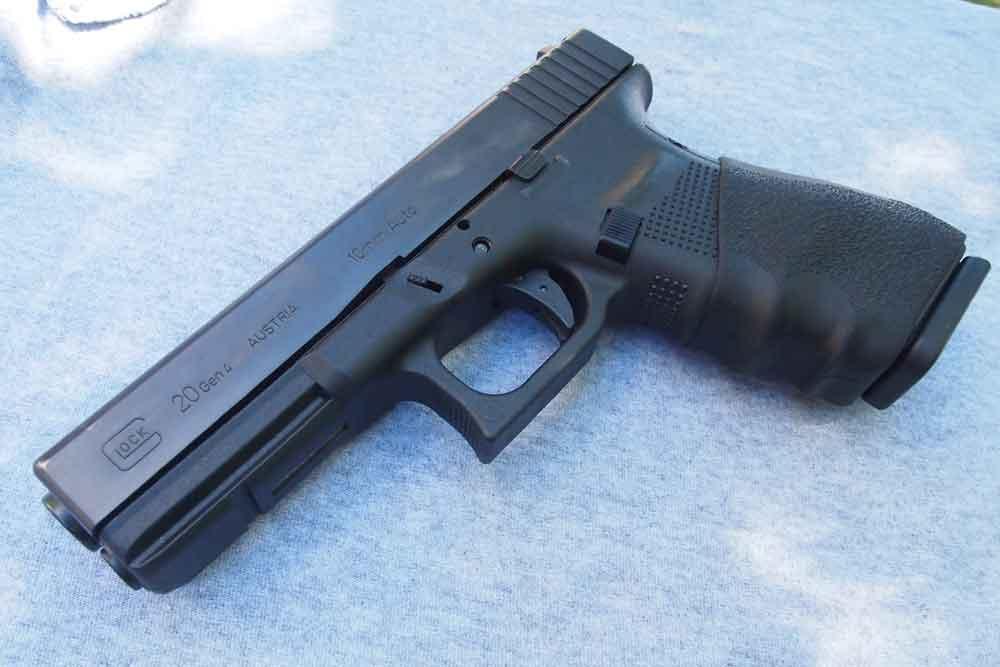 10mm Auto Glock 20