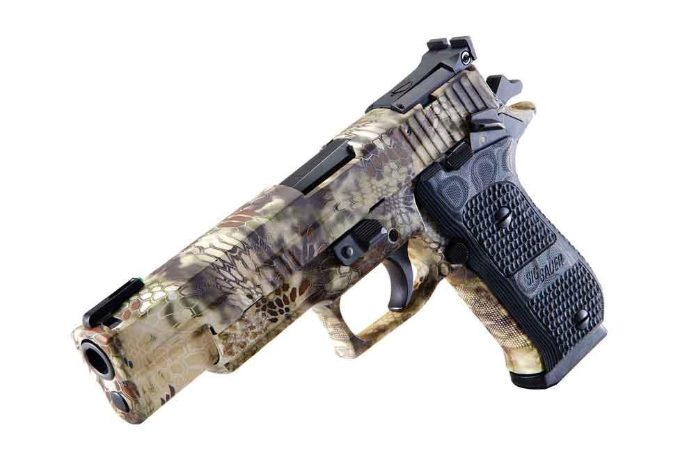 10mm Auto SIG P220 Hunter