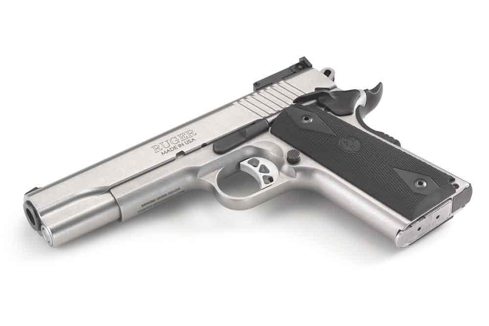 10mm Auto Ruger SR1911