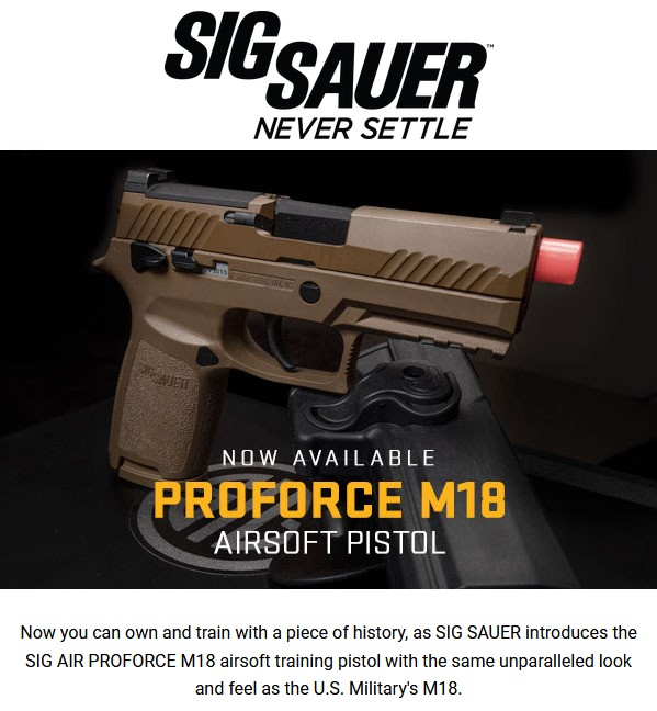 Other than the obvious differences like the orange safety tip, this airsoft gun is intended to be nearly identical to the real firearm.