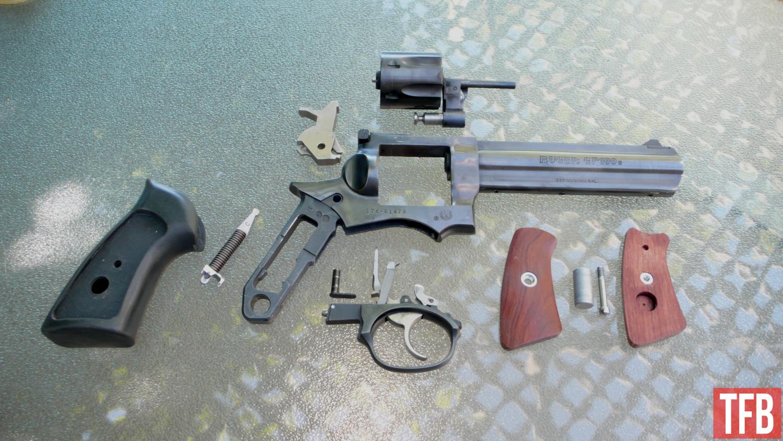 Ruger GP100