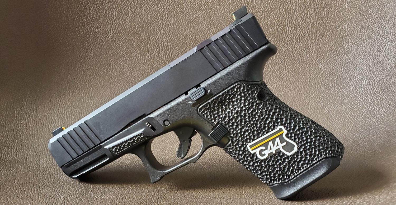 Nelson Precision 44X Aluminum Slide for Glock 44 Pistols (2)