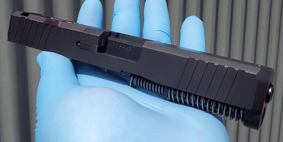 Nelson Precision 44X Aluminum Slide for Glock 44 Pistols (6)