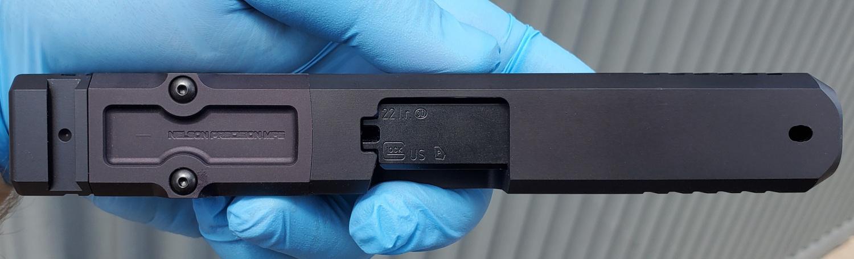 Nelson Precision 44X Aluminum Slide for Glock 44 Pistols (8)