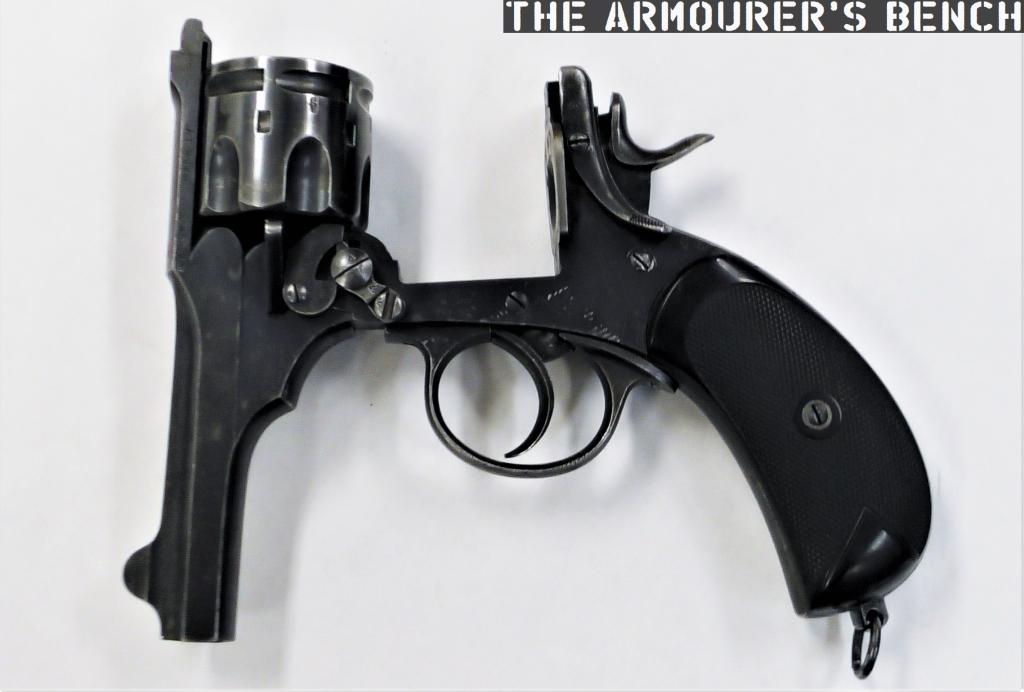 Wheelgun Wednesday: The 'Boer War Model' .455 Webley MkIV