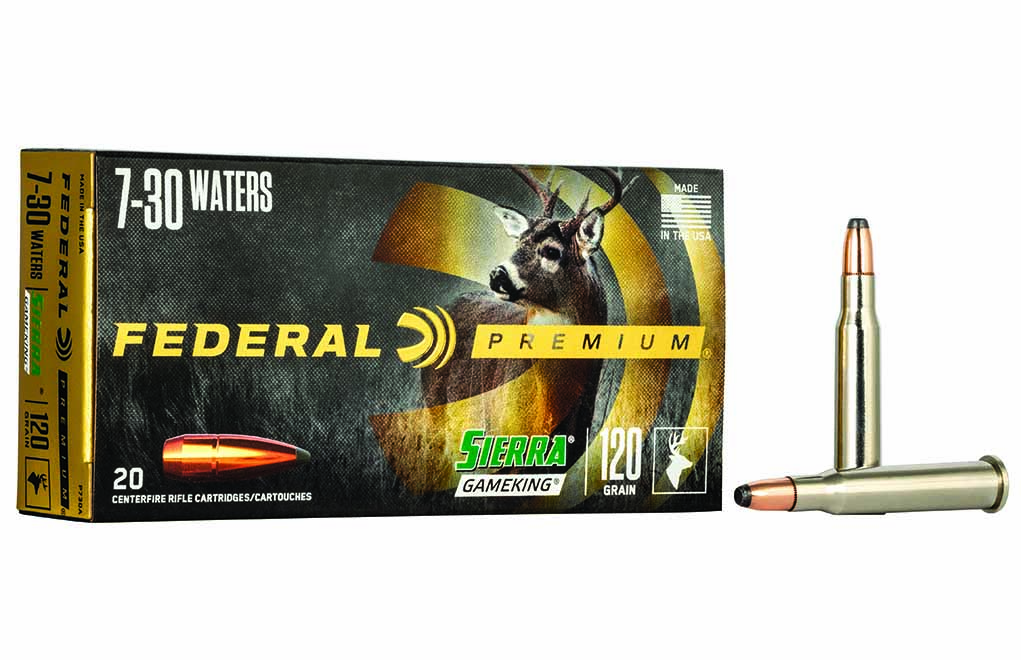 7-30 Waters Federal Ammo
