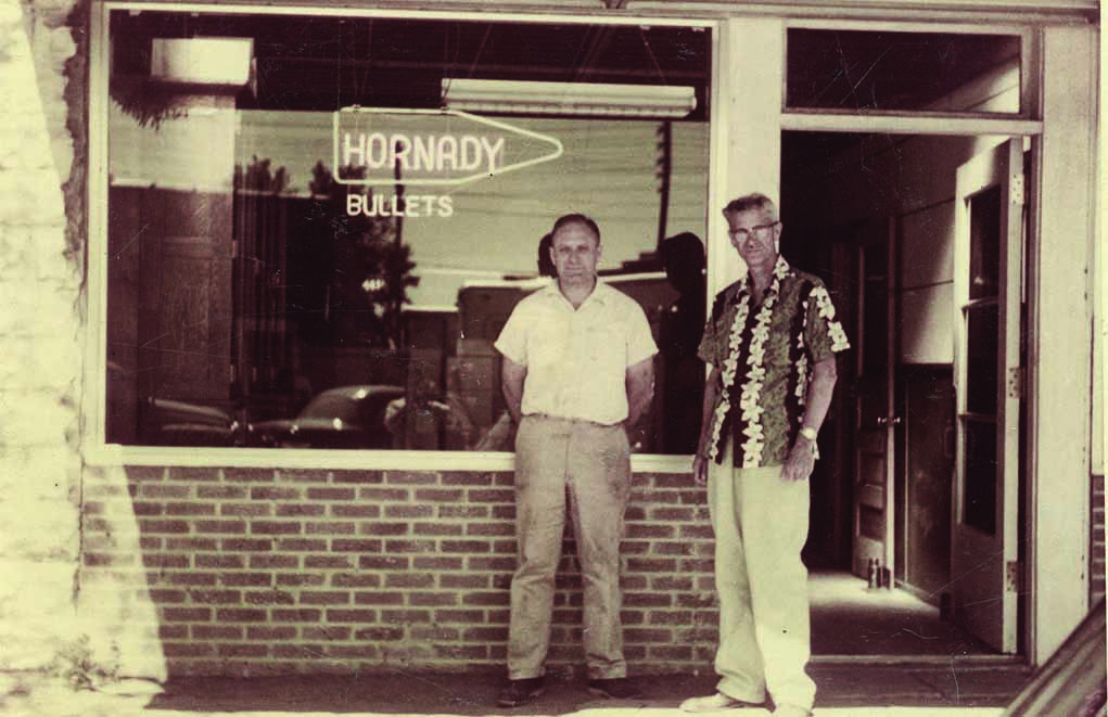 Where Hornady began. The company started off as a dream and grew into a reality.