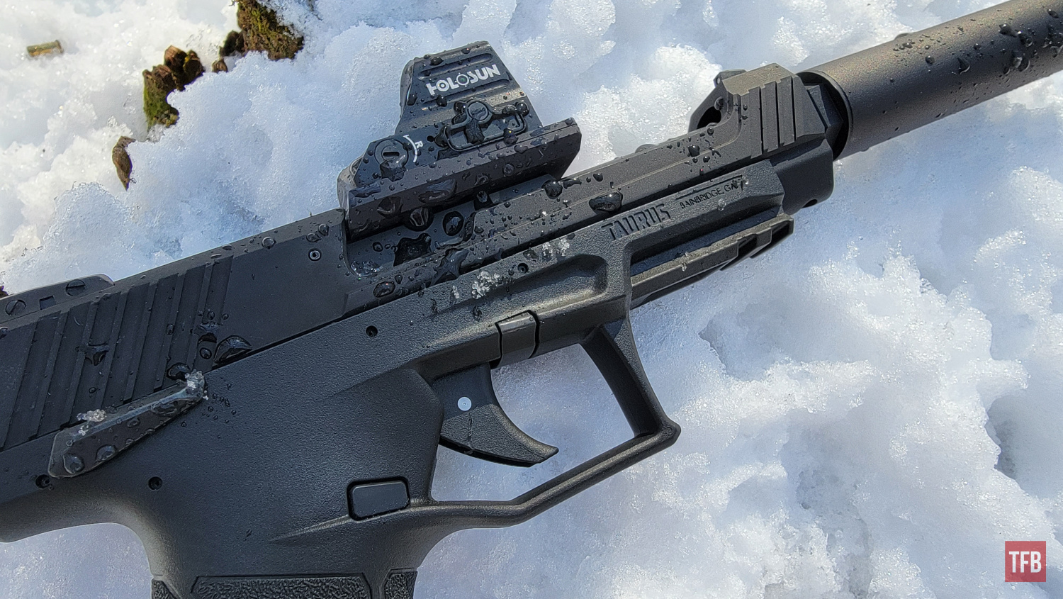 The Rimfire Report: The Taurus TX 22 Competition - Review