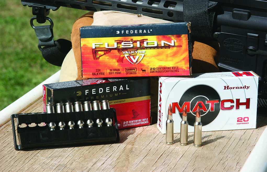 The .224 Valkyrie has earned its place in the pantheon of AR-15 cartridges.