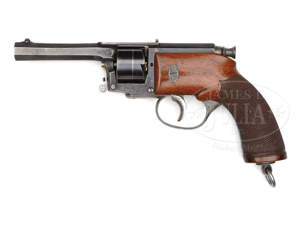 Wheelgun Wednesday: A Striker Fired Revolver From The Past - Meet the Kufahl