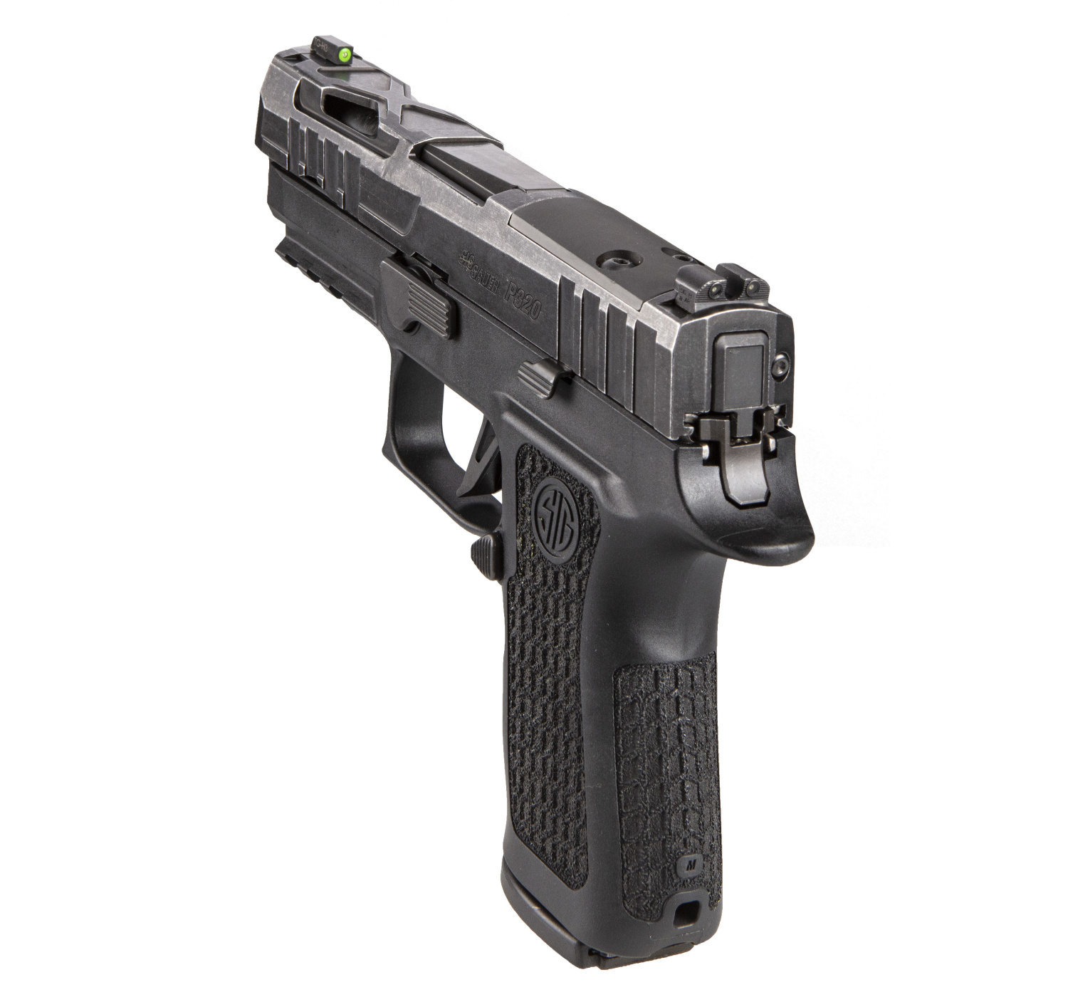 If you want some popular custom features without having to buy a standard P365XL or P320 and then send it to a third-party gunsmith, one of these guns may be just the ticket.