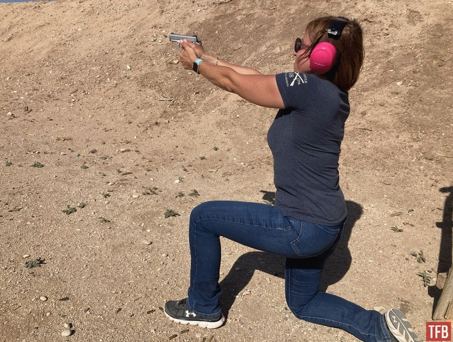 Guns for Women Let's Get to What Really Matters (2)