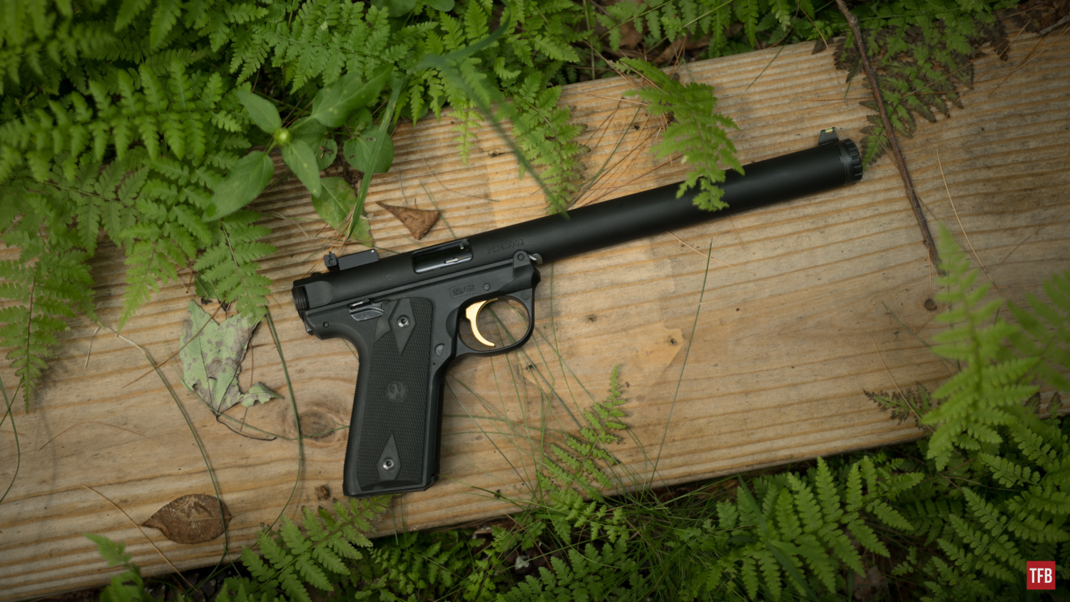 SILENCER SATURDAY #185: Tactical Solutions Pac-Lite IV TSS - Ruger Rimfire