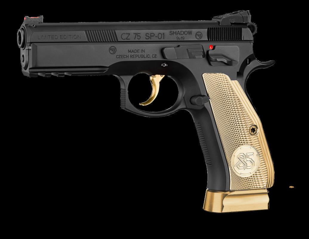 CZ 85th Anniversary Edition Guns (1)