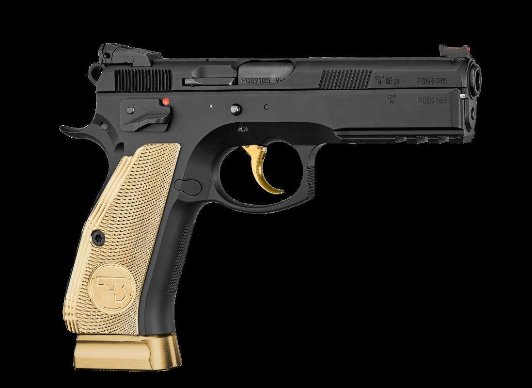 CZ 85th Anniversary Edition Guns (2)